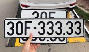 Bói biển số xe theo tuổi gia chủ để mang đến sự an toàn, may mắn và tài lộc